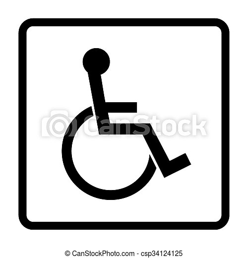 for the disabled - csp34124125