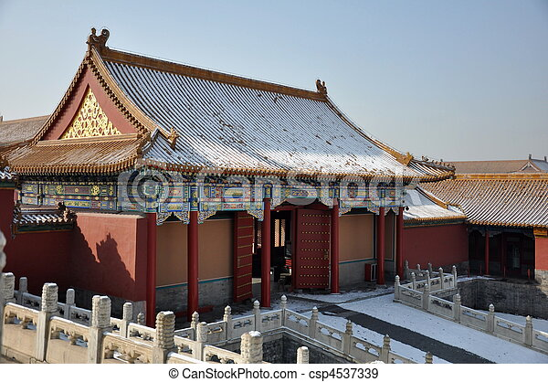 Forbidden City - csp4537339