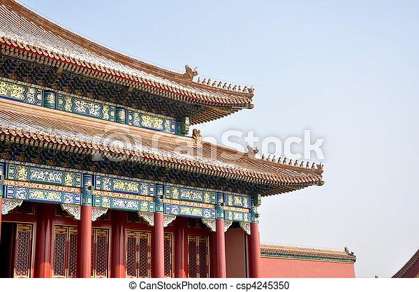Forbidden City - csp4245350