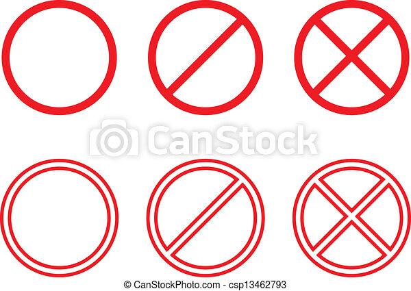 Forbidden! - csp13462793