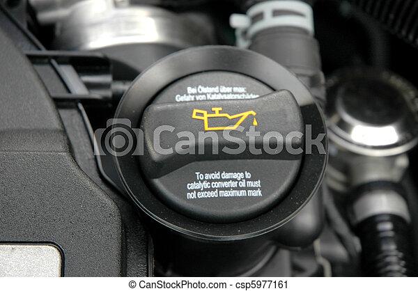 fordít kivezetés, olaj - csp5977161