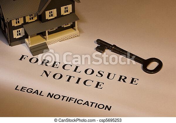 Foreclosure Notice - csp5695253