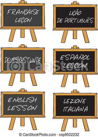 foreign language course - csp9502232