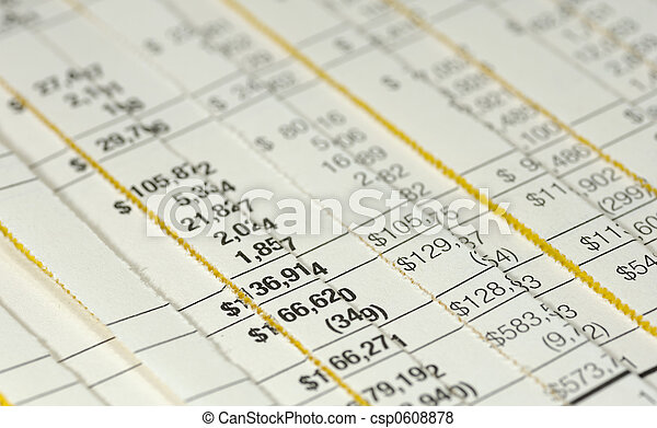 Forensic Accounting - csp0608878