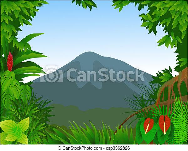 Forest - csp3362826