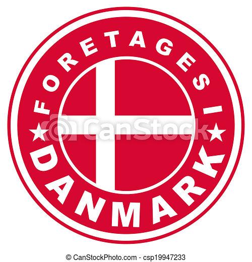 foretages i danmark - csp19947233