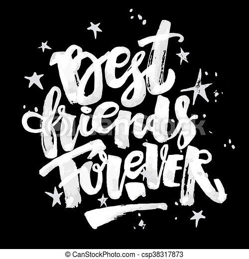 forever., amici, meglio - csp38317873