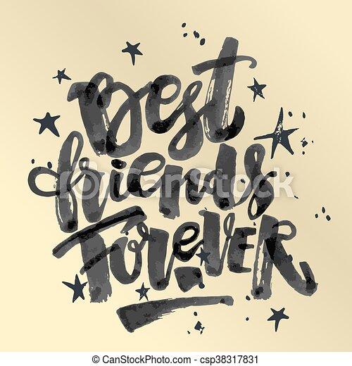 forever., amici, meglio - csp38317831