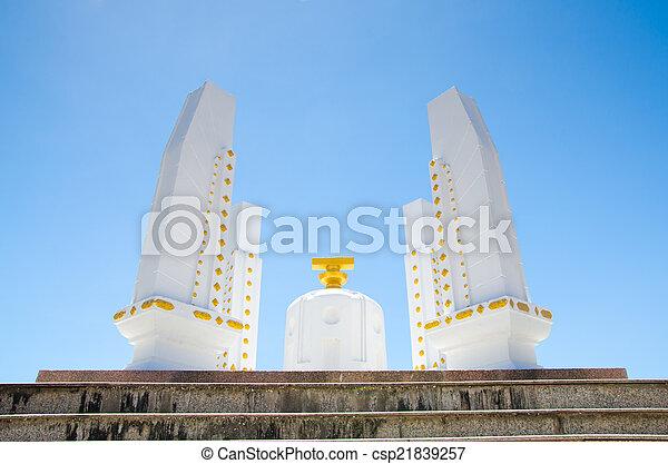forfatning, monumenter - csp21839257