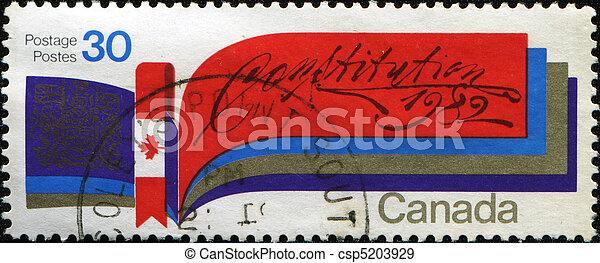 forfatning - csp5203929