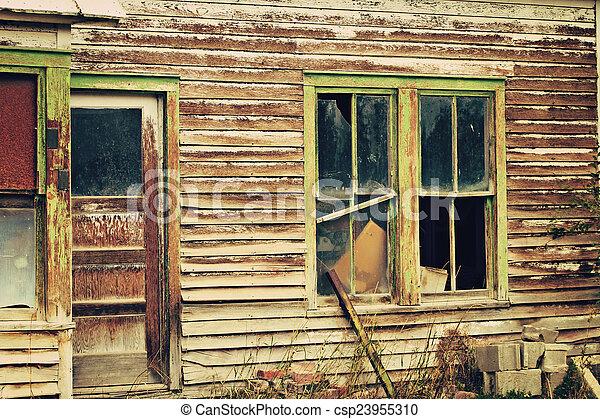 Forgotten House - csp23955310