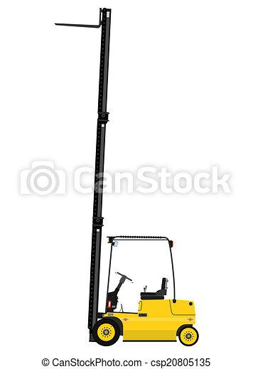 Forklift - csp20805135