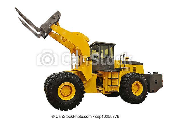 Forklift - csp10258776