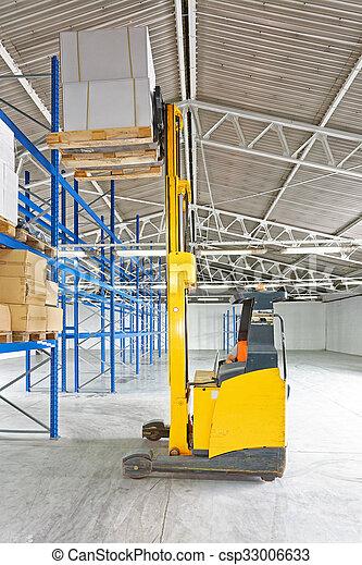 Forklift - csp33006633