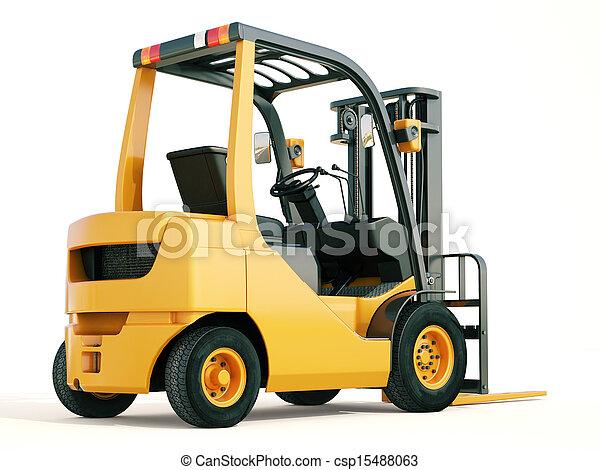 Forklift truck - csp15488063
