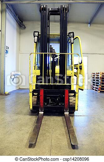Forklift Truck - csp14208096