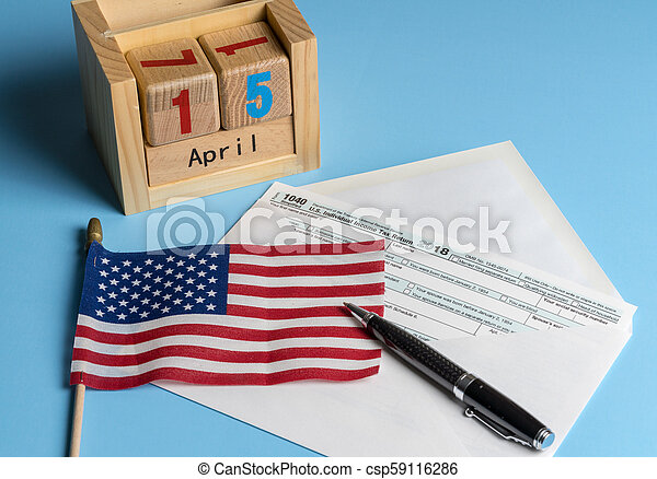 form 1040 mailing  Form 16 Simplified in postcard envelope for filing taxes