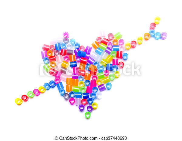 Forma de corazón - csp37448690