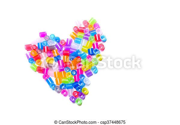 Forma de corazón - csp37448675