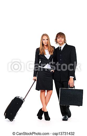 formal suit - csp13731432