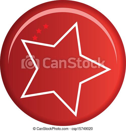 forme, étoile - csp15749020
