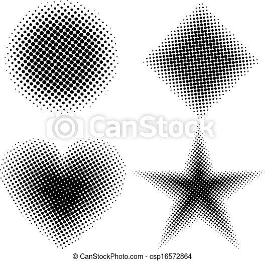 forme, halftone - csp16572864
