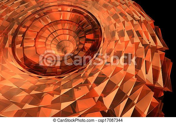 forme, tridimensionnel - csp17087344