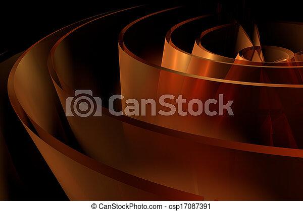 forme, tridimensionnel - csp17087391