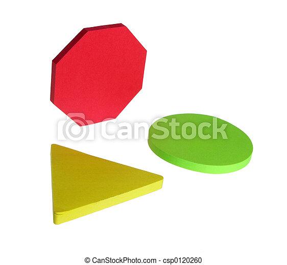 formes, géométrique - csp0120260
