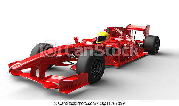 formule, voiture - csp11787899