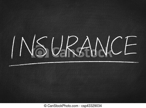 forsikring - csp43329034
