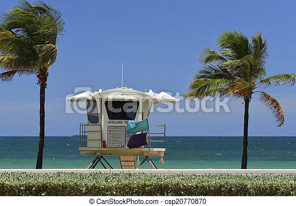 Fort Lauderdale Beach - csp20770870