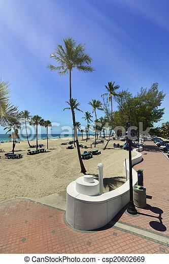 Fort Lauderdale Beach - csp20602669