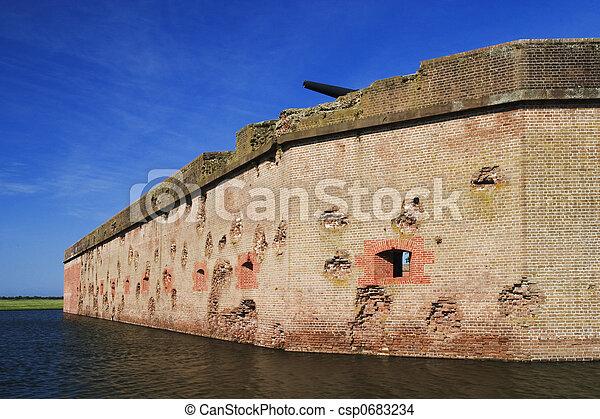 Fort Pulaski - csp0683234
