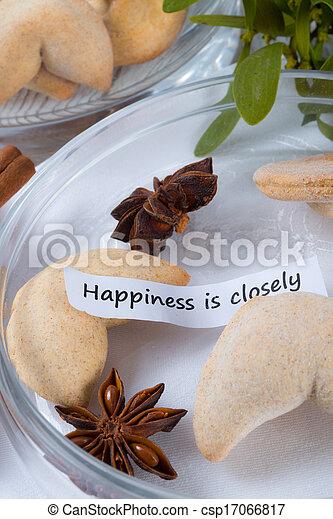 Fortune cookie - csp17066817