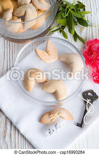 Fortune cookie - csp16993284