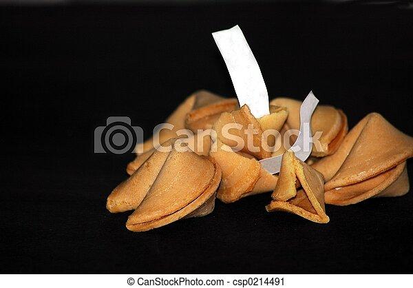 Fortune Cookies - csp0214491