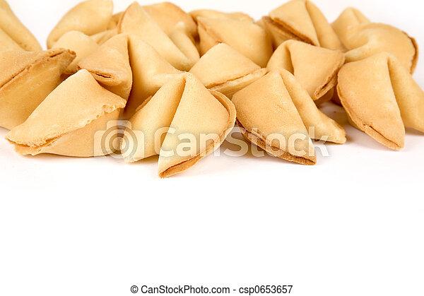 Fortune Cookies - csp0653657