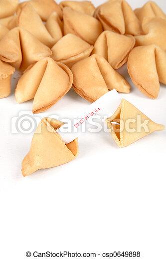 Fortune Cookies - csp0649898