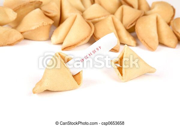 Fortune Cookies - csp0653658