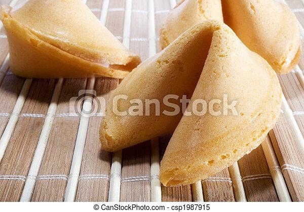Fortune cookies  - csp1987915