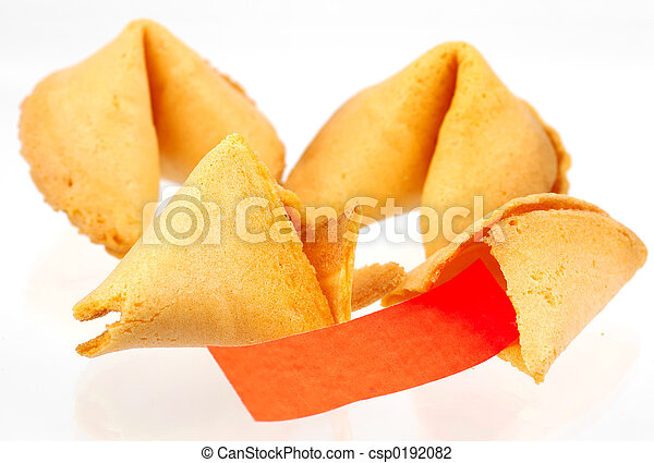 Fortune Cookies - csp0192082
