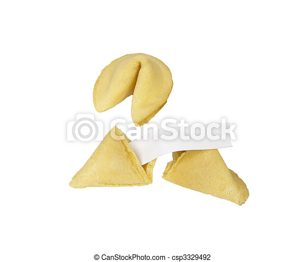 Fortune Cookies - csp3329492