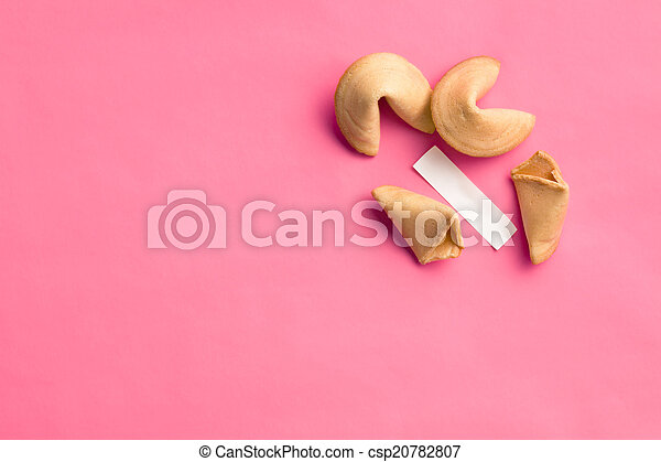 fortune cookies - csp20782807
