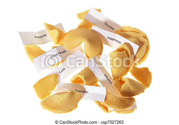 Fortune Cookies  - csp7027263