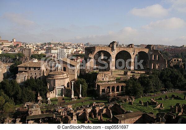 Forum Romanum - csp0551697