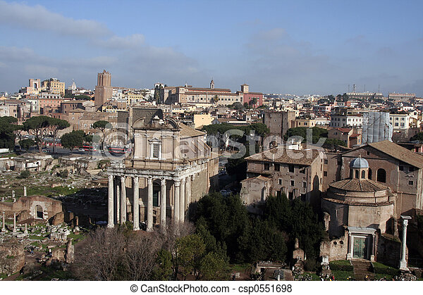 Forum Romanum - csp0551698