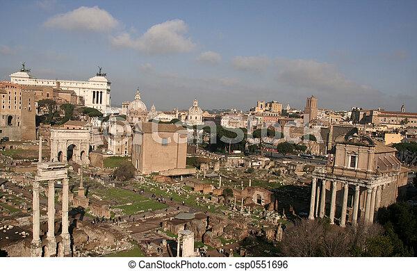 Forum Romanum - csp0551696