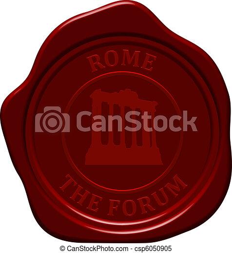 forum sealing wax - csp6050905