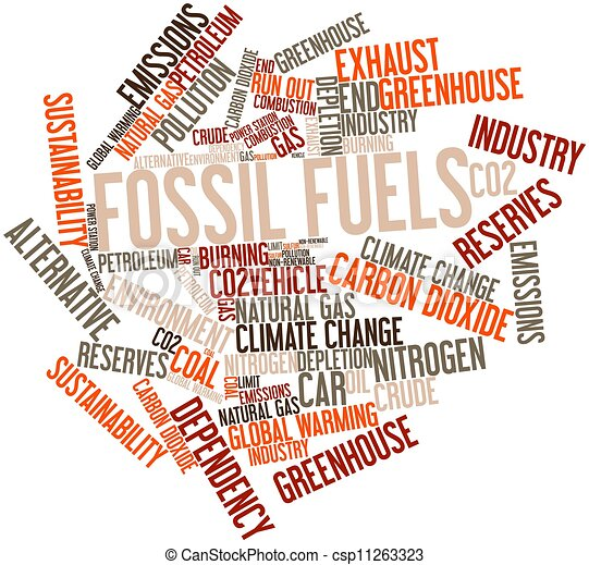 Image result for clip art fossil fuels